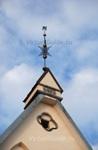 Фронтон с датой постройки дома – 1410 год