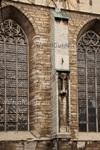 готические украшения капеллы св. Марии