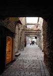 Вид переулка Катарины из арки на улице Muurivahe