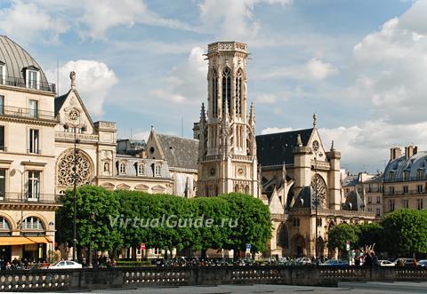 Достопримечательности Парижа - Церковь Жермена Осерского и Варфоломеевская ночь